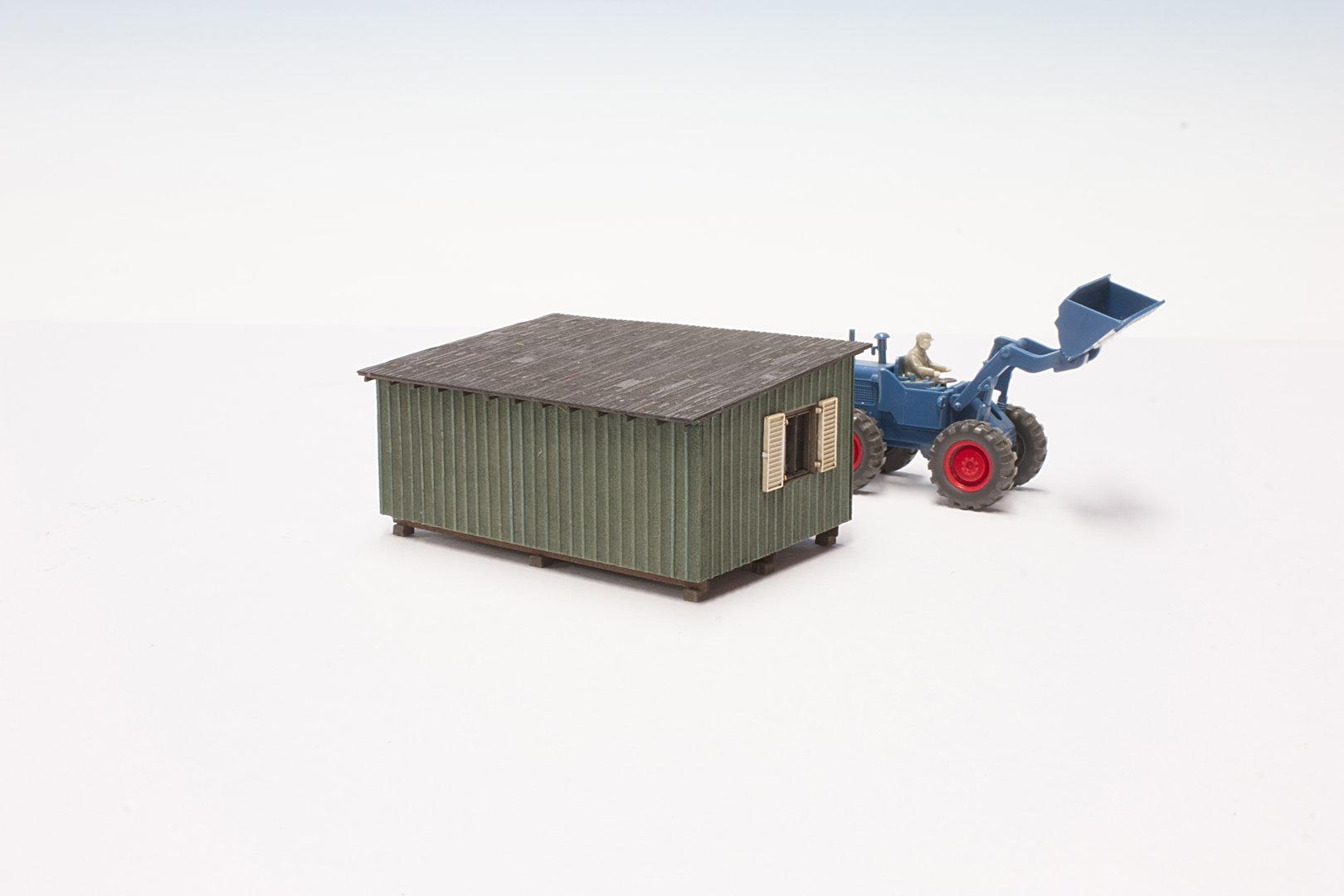 gartenhaus mit veranda h0 lasercut welten joswood gmbh. Black Bedroom Furniture Sets. Home Design Ideas