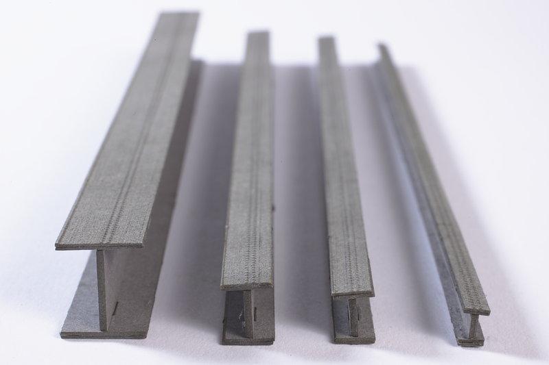 stahltr ger doppel t tr ger 3 2 x 3 2 lasercut welten joswood gmbh. Black Bedroom Furniture Sets. Home Design Ideas